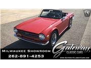 1973 Triumph TR6 for sale in Kenosha, Wisconsin 53144