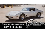 1982 Chevrolet Corvette for sale in DFW Airport, Texas 76051