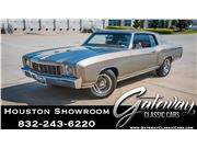 1972 Chevrolet Monte Carlo for sale in Houston, Texas 77090