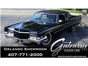 1970 Cadillac Coupe deVille for sale in Lake Mary, Florida 32746