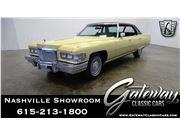 1975 Cadillac Coupe deVille for sale in La Vergne