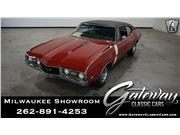 1968 Oldsmobile 442 for sale in Kenosha, Wisconsin 53144