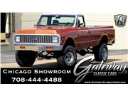 1972 Chevrolet K10 for sale in Crete, Illinois 60417