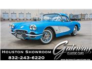 1960 Chevrolet Corvette for sale in Houston, Texas 77090