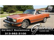1980 Mercedes-Benz 450SL for sale in Dearborn, Michigan 48120