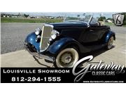 1934 Ford Roadster for sale in Memphis, Indiana 47143