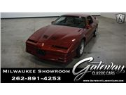1988 Pontiac Trans Am for sale in Kenosha, Wisconsin 53144