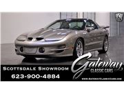 2000 Pontiac Trans Am for sale in Phoenix, Arizona 85027
