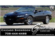 2002 Chevrolet Camaro for sale in Crete, Illinois 60417