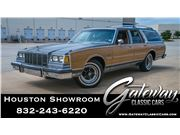 1989 Buick Electra Estate Wagon for sale in Houston, Texas 77090