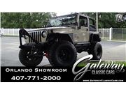2006 Jeep Wrangler for sale in Lake Mary, Florida 32746