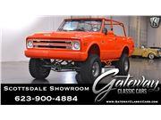 1972 Chevrolet Blazer for sale in Deer Valley, Arizona 85027