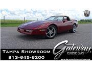 1986 Chevrolet Corvette for sale in Ruskin, Florida 33570
