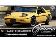 1988 Pontiac Fiero for sale in Crete, Illinois 60417