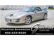 2000 Pontiac Trans Am for sale in Houston, Texas 77090