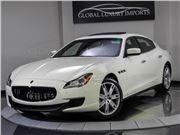 2014 Maserati Quattroporte for sale in Burr Ridge, Illinois 60527
