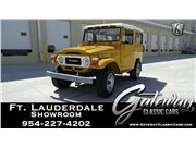 1961 Toyota Land Cruiser for sale in Coral Springs, Florida 33065