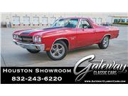 1971 Chevrolet El Camino for sale in Houston, Texas 77090