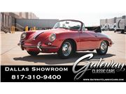 1962 Porsche 356B for sale in DFW Airport, Texas 76051