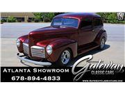1940 Hudson Sedan for sale in Alpharetta, Georgia 30005