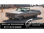 1959 Chevrolet El Camino for sale in DFW Airport, Texas 76051