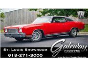 1970 Chevrolet Monte Carlo for sale in OFallon, Illinois 62269