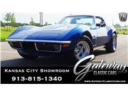 1972 Chevrolet Corvette for sale in Olathe, Kansas 66061