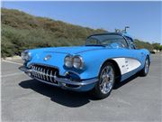 1958 Chevrolet Corvette for sale in Benicia, California 94510