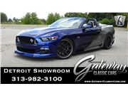 2015 Ford Mustang for sale in Dearborn, Michigan 48120