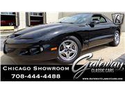 1999 Pontiac Firebird for sale in Crete, Illinois 60417