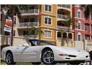 2002 Chevrolet Corvette Convertible for sale in Naples, Florida 34104