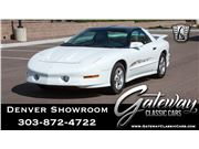 1996 Pontiac Firebird for sale in Englewood, Colorado 80112