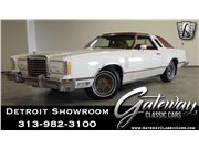 1978 Ford Thunderbird for sale in Dearborn, Michigan 48120