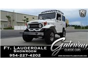 1977 Toyota Land Cruiser for sale in Coral Springs, Florida 33065
