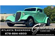1934 Ford 3 Window for sale in Alpharetta, Georgia 30005
