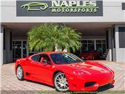 2004 Ferrari 360 Challenge Stradale for sale in Naples, Florida 34104
