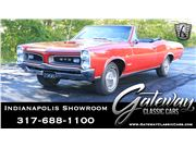 1966 Pontiac GTO for sale in Indianapolis, Indiana 46268