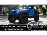 2011 Jeep Wrangler for sale in Dearborn, Michigan 48120