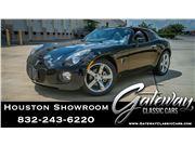 2009 Pontiac Solstice for sale in Houston, Texas 77090
