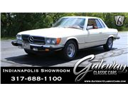 1979 Mercedes-Benz 450SLC for sale in Indianapolis, Indiana 46268