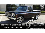 1975 Chevrolet C10 for sale in Dearborn, Michigan 48120