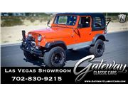 1979 Jeep CJ7 for sale in Las Vegas, Nevada 89118