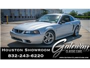 2001 Ford Mustang for sale in Houston, Texas 77090