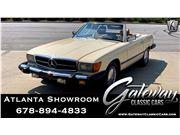 1983 Mercedes-Benz 380SL for sale in Alpharetta, Georgia 30005