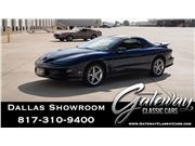 2002 Pontiac Firebird for sale in DFW Airport, Texas 76051