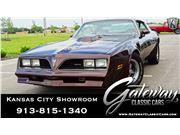 1978 Pontiac Trans Am for sale in Olathe, Kansas 66061