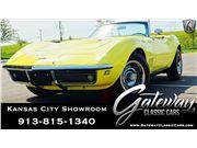 1968 Chevrolet Corvette for sale in Olathe, Kansas 66061