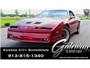 1987 Pontiac Firebird for sale in Olathe, Kansas 66061