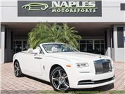 2016 Rolls-Royce Dawn for sale in Naples, Florida 34104