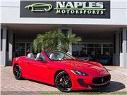 2014 Maserati Gran Turismo MC Cabriolet for sale in Naples, Florida 34104